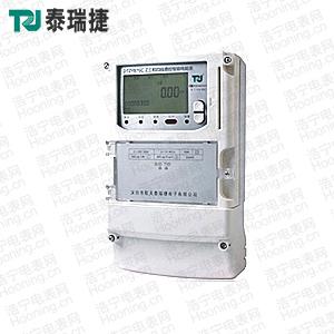 深圳泰瑞捷DTZY876-Z型三相四线费控智能电能表(载波)