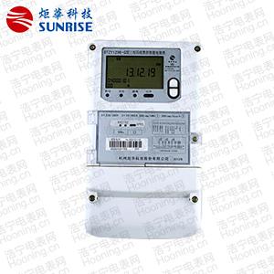 杭州炬华DTZY1296-G型1.0级、0.5S级三相四线费控智能电能表(GPRS)
