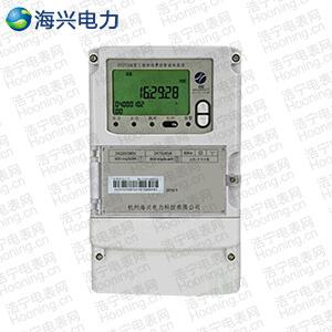 杭州海兴DTZY208-M三相四线远程费控智能电能表(预付费,模块)