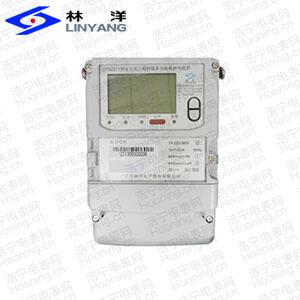 江苏林洋DTSDI71三相四线电子式多功能载波电能表