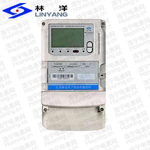 江苏林洋DTZY71三相四线费控智能电能表(预付费.远程)
