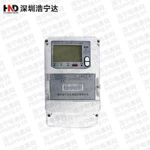 深圳浩宁达DSZY22-G三相三线远程费控智能电能表(无线GPRS)