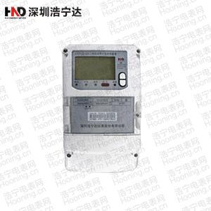 深圳浩宁达DTZY22-G三相四线远程费控智能电能表(无线GPRS)