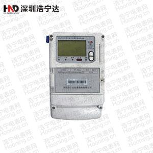 深圳浩宁达DSZY22C三相三线本地预付费智能电能表
