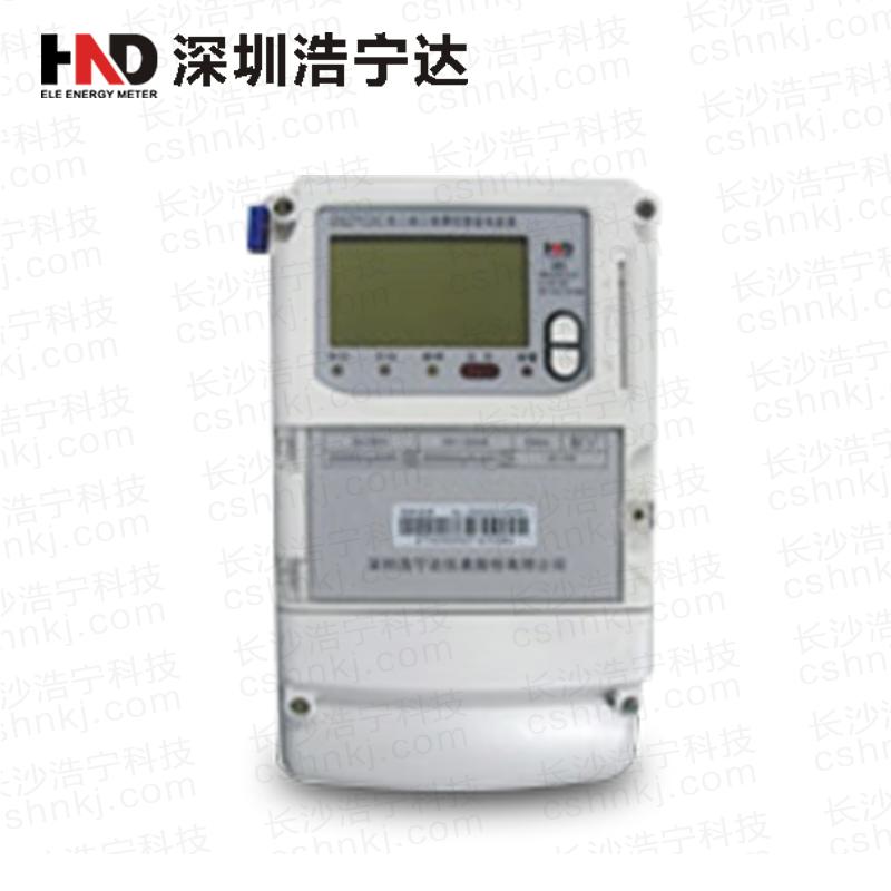 深圳浩宁达DTZY22C三相本地费控智能电能表
