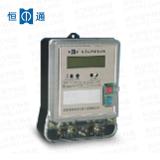 珠海恒通国测DD21-S GX3型单相电子式电能表