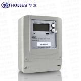 杭州华立DTS541三相四线电子式电能表(液晶显示)