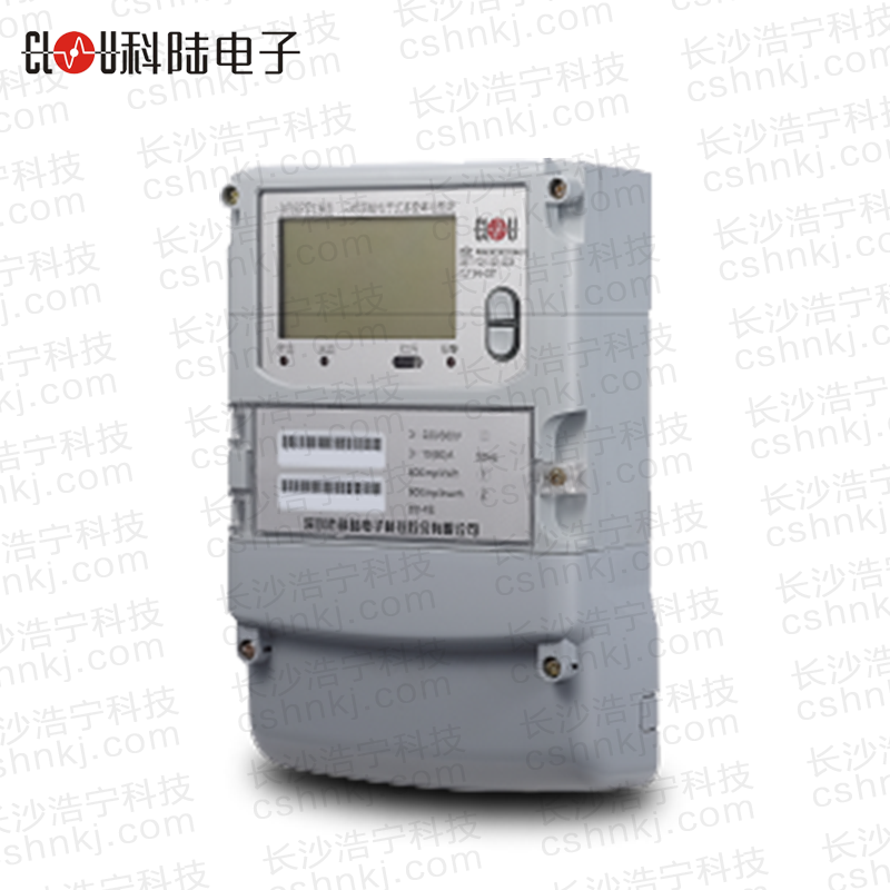 深圳科陆DTSI720三相四线电子式载波电能表