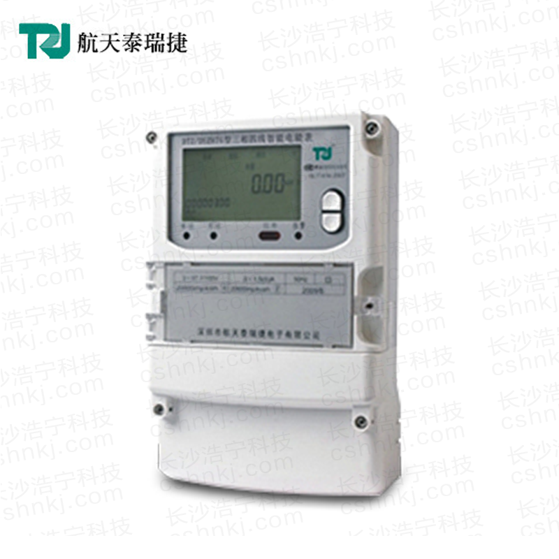 深圳泰瑞捷DSSD876 0.2S级三相三线电子式多功能电能表