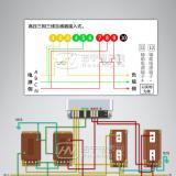 三相多功能电表接线图