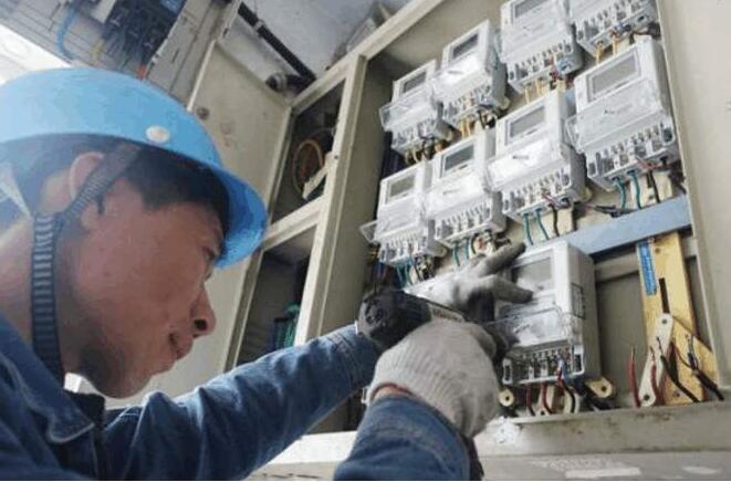 打破传统 换电表可以不用停电 大大缩短更换时间