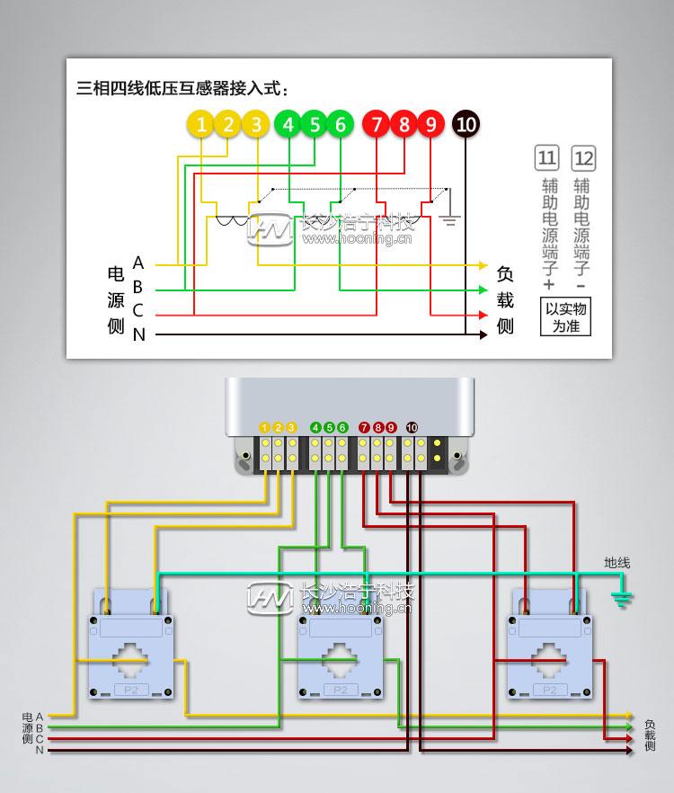 电表怎么算倍数