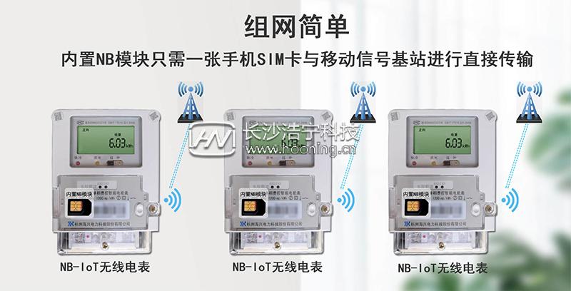 无线远程抄表系统工作原理