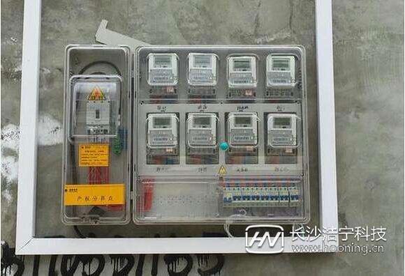 电表出现err-04故障代码是怎么回事